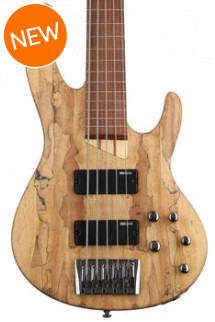 ESP LTD B-205SM Fretless - Natural Satin