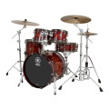 Yamaha Live Custom 4-piece Shell Pack - Amber Shadow SunburstLive Custom 4-piece Shell Pack - Amber Shadow Sunburst