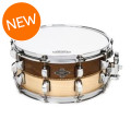 Liberty Drums Classic Series Birch Snare Drum With Box Inlay - 14x6.5, Whisky / Natural