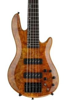 ESP LTD H-1005 Burled Maple - Honey Natural
