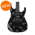 ESP Kirk Hammett Demonology - BlackKirk Hammett Demonology - Black