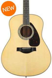 Yamaha LL16 Original Jumbo 12-String - Natural