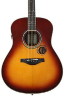 Yamaha LL-TA - Brown Sunburst