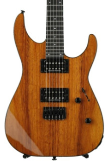 ESP LTD M-1000HT Koa - Natural