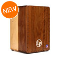 Latin Percussion Americana Solid Black Walnut & Solid Hard Maple CajonAmericana Solid Black Walnut & Solid Hard Maple Cajon