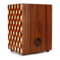 Latin Percussion Peruvian Solid Wood Brick Cajon - with BagPeruvian Solid Wood Brick Cajon - with Bag