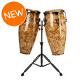 Latin Percussion Aspire Series Conga Set 10