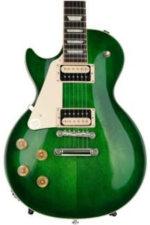 Gibson Les Paul Classic 2017 T Left-handed - Green Ocean Burst