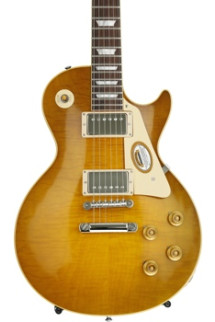 Gibson Custom True Historic 1960 Les Paul Reissue - Vintage Lemon Burst