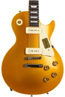 Gibson Custom True Historic 1956 Les Paul Goldtop - Vintage Antique Gold