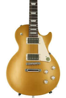 Gibson Les Paul Tribute 2017 T - Satin Gold Top