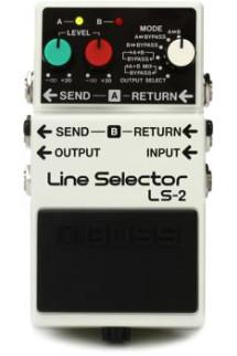 Boss LS-2 Line Selector Pedal