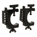 On-Stage Stands LTA4880 Lighting Clamp w/ Cable Management (pair)