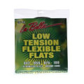 La Bella LTF-4A Low Tension Flexible Flats Bass Strings - 4-string