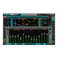 Waves eMotion LV1 16 Stereo Channel Live Mixing SoftwareeMotion LV1 16 Stereo Channel Live Mixing Software