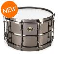 Ludwig Black Magic Snare Drum - 8