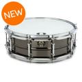 Ludwig Black Magic Snare Drum - 5.5