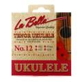 La Bella No. 12 Nylon Ukulele Strings - Tenor ClearNo. 12 Nylon Ukulele Strings - Tenor Clear