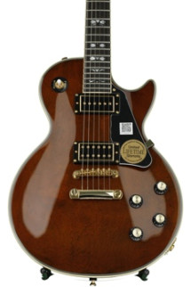 Epiphone Lee Malia Les Paul Custom - Walnut
