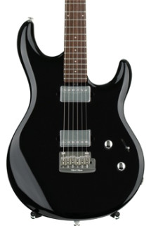 Ernie Ball Music Man Luke III HH - Black