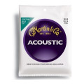 Martin M-130 Silk & Steel Acoustic Strings