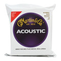 Martin M-140 80/20 Bronze Light Acoustic Strings 3-pack