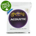 Martin M-150 80/20 Bronze Medium Acoustic Strings 3-Pack