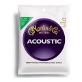 Martin M-180 Traditional 80/20 Bronze Extra Light Acoustic Strings