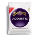 Martin M-190 Traditional 80/20 Bronze Light Acoustic Strings