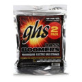 GHS M3045-2 Bass Boomers Roundwound Long Scale Medium Electric Bass Strings - 2-PackM3045-2 Bass Boomers Roundwound Long Scale Medium Electric Bass Strings - 2-Pack