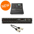 Midas M32R Expansion Pack with Digital Mixer and Stage BoxM32R Expansion Pack with Digital Mixer and Stage Box