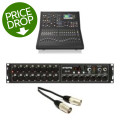 Midas M32R Digital Mixer with Stage BoxM32R Digital Mixer with Stage Box