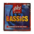 GHS M6000 Bassics Roundwound Long Scale Medium Electric Bass StringsM6000 Bassics Roundwound Long Scale Medium Electric Bass Strings