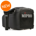MIPRO MA-101C Personal PA System with Wired Handheld MicrophoneMA-101C Personal PA System with Wired Handheld Microphone