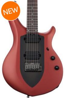 Sterling MAJ100 John Petrucci Signature - Iced Crimson Red