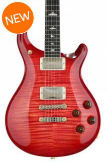 PRS McCarty 594 10-Top - Blood Orange with Pattern Vintage Neck