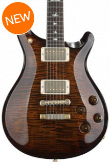 PRS McCarty 594 10-Top - Black Gold Wrap Burst with Pattern Vintage Neck