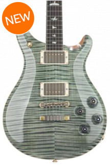 PRS McCarty 594 10-Top - Trampas Green with Pattern Vintage Neck