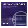Avid Media Composer Software - Academic Software Floating Site License 50 Pack