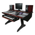 Malone Design Works MC Desk Composer - Mahogany