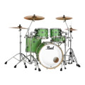 Pearl Masters Complete 4-piece Shell Pack - Absinthe Green Sparkle