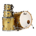 Pearl Masters Complete 4-piece Shell Pack - Bombay Gold SparkleMasters Complete 4-piece Shell Pack - Bombay Gold Sparkle