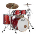 Pearl Masters Complete 4-piece Shell Pack - Vermilion Red SparkleMasters Complete 4-piece Shell Pack - Vermilion Red Sparkle