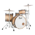 Pearl Masters Complete 3-piece Shell Pack - Satin Natural Burst