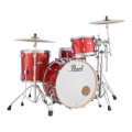 Pearl Masters Complete 3-piece Shell Pack - Vermilion Red SparkleMasters Complete 3-piece Shell Pack - Vermilion Red Sparkle