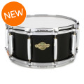 Pearl Masters MCX Snare Drum - 14x6.5 - PIano BlackMasters MCX Snare Drum - 14x6.5 - PIano Black