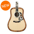 Martin D-200 Deluxe - Natural, Serial Number 3