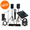Yamaha MG10XU Live Sound PackageMG10XU Live Sound Package