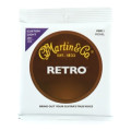 Martin MM11 Retro Acoustic Guitar Strings - 0.011-0.052