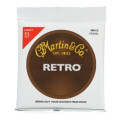 Martin MM12 Retro Acoustic Guitar Strings - 0.012 - 0.054 LightMM12 Retro Acoustic Guitar Strings - 0.012 - 0.054 Light